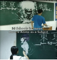 Doubt this is true anyon with source?!  = Animemoments =: 36  Schools in  Japan  Have a Anime as a Subiect Doubt this is true anyon with source?!  = Animemoments =