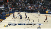 Memes, Grayson Allen, and 🤖: 36ERS  JAZz  1st 11:00 :24 The Donovan Mitchell & Grayson Allen show!    https://t.co/CHXKxvGe1W
