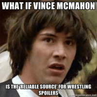 It's me Austin! It was me all along!: WHAT IF VINCE MCMAHON  IS THE RELIABLE SOURCE FORWRESTLING  SPOILERS  mune generator net It's me Austin! It was me all along!