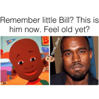 👶🏾=👦🏾: Remember little Bill? This is  him now. Feel old yet? 👶🏾=👦🏾