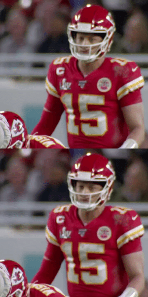 3rd and 15. The play that kick-started the @chiefs' comeback. @patrickmahomes @cheetah (by @wilsonfootball) https://t.co/5gE5BIcWj7: 3rd and 15. The play that kick-started the @chiefs' comeback. @patrickmahomes @cheetah (by @wilsonfootball) https://t.co/5gE5BIcWj7