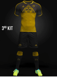 Memes, World Cup, and World: 3RD KIT  EFA  EFA Egypt 3rd Kit World Cup 2018 Concept Kit😲🔥🇪🇬 https://t.co/gjwG9sOlRB