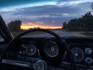 Starfire, Amp, and  Things: 3S  0 20 Two Favorite Things '65 Olds Starfire & Sunsets