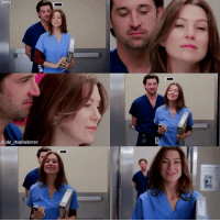 Memes, Heart, and 🤖: 3x02  ude itsalexkarev |3x02| I'm posting Merder very often the last days.. 😂 Favourite elevator moment? [the heart surgery performed by George ] . . . greysanatomy greys3x02 derekshepherd meredithgrey merder
