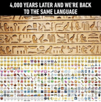 We are the modern tribe. Follow @9gag 9gag emoji ancient: 4,000 YEARS LATER AND WE'RE BACK  TO THE SAME LANGUAGE  ーーーーーーーーーーーーーーーーーー  0飄常 夢魼$$rTVE, 삯幸*ASWObOLTOOV6q  EE  る9'an (ara ě 09/ 때 ㎝as ㅁ  RG  E' A  WU  iD簪亞9予欠a.lis <:E El F1 ハM  D暴羔脂妃士\ y PI 1 ■ ')  DN  NA  cic :9 kaa O @無4/参011-)  AL  - 113413 .. ) X ) O-Mot1門  RE  EM  TA  (I/DE 令쏩 290:Ea ilb.  EO  YT  ! :)⑩⑨藷3 V낡草Pi)絲,4#9  IL 3) (舛余篇'see le'E->+9。  C- 1 a) ④ E3 》 4 > #3関熙)  》< ED I> Igeさ丶.1210 We are the modern tribe. Follow @9gag 9gag emoji ancient