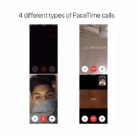 I'm really all tbh 😭💯 COMMENT if you're one of them (Tagg your friend who does this ) like and follow @fwjustyn for more !': 4 different types of FaceTime calls  3 29 PM  lg: WJustyn  Paused I'm really all tbh 😭💯 COMMENT if you're one of them (Tagg your friend who does this ) like and follow @fwjustyn for more !'