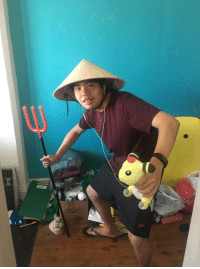 Tumblr, Blog, and Vietnamese: 4 EA. T50X fakehistory:Vietnamese rice farmer defends village hut against invading U.S. forces (1967)