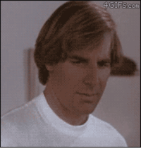 Funny, Retarded, and Gifs: 4 GIFS CO When feminist find out the wage gap is mis calculated