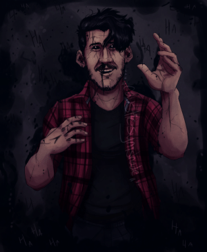 markiplier:  caustic-synishade:  like a diseasehaha  The fun is just so infectious! : 4- markiplier:  caustic-synishade:  like a diseasehaha  The fun is just so infectious!