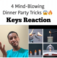 Beautiful, Cute, and Food: 4 Mind-Blowing  Dinner Party Tricks  Keys Reaction Would you do this at a party ? 😒😂🤦🏽♂️ Tag a friend ! - 🔴 If you are viewing this Follow me @keycomedy 🔴 - lifehack lifehacks hacks food party lol comedy swag cute girl boy beautiful funnyvideo lmao viral love instagood happy hilarious Me follow Smile wtf photooftheday tbt followme picoftheday instadaily amazing