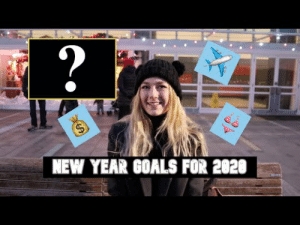 heyintrovert:  50 PEOPLE SHARE THEIR NEW YEAR'S RESOLUTION FOR 2020: ?  $4  NEW YEAR GOALS FOR 2020 heyintrovert:  50 PEOPLE SHARE THEIR NEW YEAR'S RESOLUTION FOR 2020