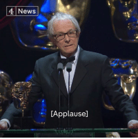 "Memes, 🤖, and Bafta: 4 News  LApplausel ""The most vulnerable and poorest are treated by the Government with a callous brutality that is disgraceful, a brutality that extends to keeping out refugee children we promised to help and that's a disgrace too.""  Ken Loach uses his BAFTA acceptance speech for I, Daniel Blake to offer a critique of the Government's refugee policy."