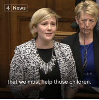 "Memes, Britain, and 🤖: 4 News  that we must help those children. ""The Dubs scheme was us playing our part. Closing it prematurely speaks ill of our character as a nation.""  Labour MP Stella Creasy says the Dubs scheme to help child refugees settle in Britain should not be ended. (via Channel 4 News Democracy)"
