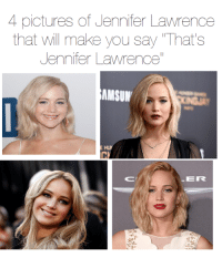 "4 pictures of Jennifer Lawrence  that Will make you say That's  Jennifer Lawrence""  EMMSUN  EIR"
