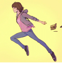 Dank, Girls, and Life: 4 The Girl Who Can Rewind Time https://www.patreon.com/posts/6570142  'Life is Strange' and 'The Girl Who Leapt Through Time' crossover!