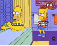 Masterclass 👏🏽 allblacks wallabies bledisloecup rugby: 4 tries  Beauden  Barrett  Wallabies  RUGBY  MEMES  5  nstagram Masterclass 👏🏽 allblacks wallabies bledisloecup rugby