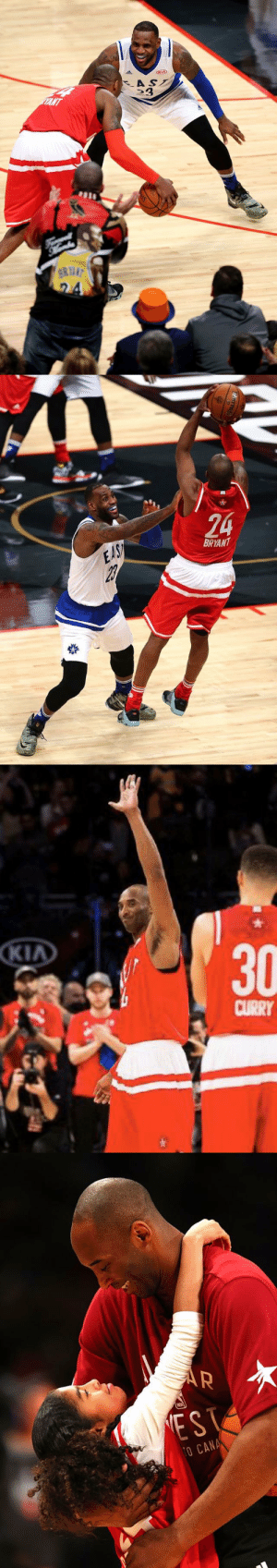 4 years ago today, Kobe played in his final All-Star game. #MambaForever https://t.co/VFUEGpxEIm: 4 years ago today, Kobe played in his final All-Star game. #MambaForever https://t.co/VFUEGpxEIm