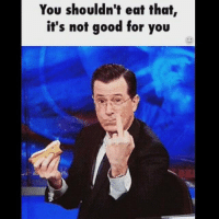 My reaction.-.-@officialdoyoueven 💯: You shouldn't eat that  it's not good for you My reaction.-.-@officialdoyoueven 💯