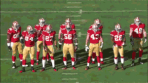 Football, Gif, and School: 40ozhoe:  cheefkief:  40ozhoe:  me cause football right around the corner  Wow. Tumblr is supposed to be a sanctuary, a safe haven, even, for alternative lifestyles. Not for high school jocks interested in the most common thing ever. Seriously, football is exactly the kind of thing someone joins tumblr to escape from. Stop watching football and go join a fandom, or delete your account. Signed, a proud football-hating SuperWhoLockianStuckSwimmingOnTitanPotter fan.  NAAAAAAAAAAAAAAAH  we takin' over