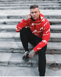 Memes, 🤖, and Red: 41 Everyone's copping the red all over MAN script tracksuit 🚨 #BeTheMAN @ab_bowen07  Get it here ▶️ https://t.co/p2deuWoQct https://t.co/aSIgPzA38z