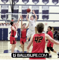 Memes, Game, and A Game: 42  1  H BALLISLIFE.COM Nico Dropped 57 points & a GAME WINNING BUZZER BEATER!! 🔥 @niccolomannion #ballislife https://t.co/kg60OVA7Jn