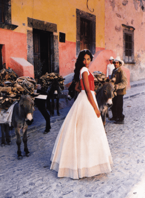 Tumblr, Naomi Campbell, and Blog: 427 somethingvain:Naomi Campbell by Ellen Von Unwerth for Vogue US 1998