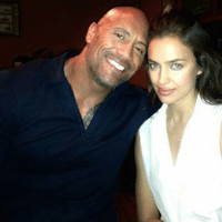 Irina Shayk on Instagram: -Bad news is I lost my phone two nights ago. Good news is the Rock found it. Better news is that he took me out to dinner last night. Creds: @Briannapar 😂: Irina Shayk on Instagram: -Bad news is I lost my phone two nights ago. Good news is the Rock found it. Better news is that he took me out to dinner last night. Creds: @Briannapar 😂