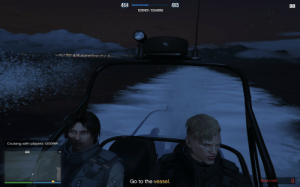 Team, Think, and Them: 464  465  30  15319401/15344850  Cruising with players +200RP.  N  Go to the vessel.  TEAM LIVES Met these 2 fine folks during a setup mission. And no, both of them are not the genders that you think they are.