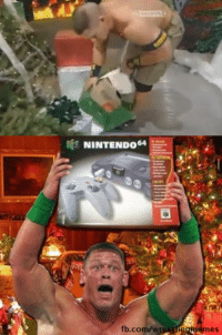 Christmas, Nintendo, and Street Fights: NINTENDO  fb.com/w  ngmemes If this had happened in the Christmas street fight I would have marked the f' out
