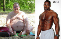What determination can do.: 2008  2011 What determination can do.