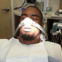 New York Giants Running Back @RashadJennings high as a kite off Laughing gas! 😂😂 Go watch all the parts on his account @RashadJennings make sure yall follow him🔥😂💀😂-@RashadJennings: K4 New York Giants Running Back @RashadJennings high as a kite off Laughing gas! 😂😂 Go watch all the parts on his account @RashadJennings make sure yall follow him🔥😂💀😂-@RashadJennings
