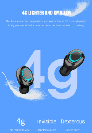 Vision, Time, and Experience: 4G LIGHTER AND SMALLER  This time across the imagination, give you as low as 4G mini-lightweight,  bring you almost feel no wear experience, hide the vision, if nothing.  4g  Invisible Dexterous  No feeling to wear  If nothing exists  Easy to carry hide the vision, if nothing