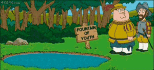 novelty-gift-ideas:Peter Discovers The Fountain Of YouthFAMILY GUY - 16th Season: 4GIFS.com  FOUNTAIN  OF  YOUTH novelty-gift-ideas:Peter Discovers The Fountain Of YouthFAMILY GUY - 16th Season