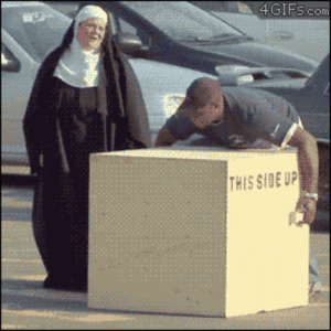 Did you ever get trolled by a non?omg-humor.tumblr.com: 4GIFS.com  THIS SIDE UP Did you ever get trolled by a non?omg-humor.tumblr.com