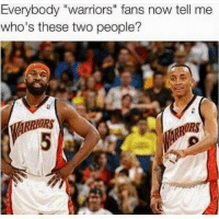 """Funny, Shit, and Warriors: Everybody """"warriors"""" fans now tell me  who's these two people?  RRIDERS I hate niggas who just started riding curry and his team, last year no one gave a shit who they were"""