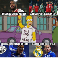 What is happening 😂😂 ... 🔹FREE FOOTBALL EMOJI'S --> LINK IN OUR BIO!!! ➡️Credit: @instatroll_footballofficial: 4RSENAL SPEND MONEYLOSERPOOL BACKIN CL  @instatrolEfootballofficial  THE  END  IS  NEAR  MADRID SIGN HUGE STAR  CHELSEA SEND PLAYER ON LOAN What is happening 😂😂 ... 🔹FREE FOOTBALL EMOJI'S --> LINK IN OUR BIO!!! ➡️Credit: @instatroll_footballofficial