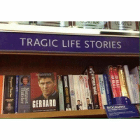 When you see it 😂😂😂: TRAGIC LIFE STORIES  GERRARD  BIOGRAPHY  XY!  IAM  ANN wtnDECOMBE meets dal  lack Whitehall  垄.  as STEPHEN WARD  gok wan face  GIOHNNY VEGAS ea  Margaret  Thatcher  MargaretThatch- When you see it 😂😂😂