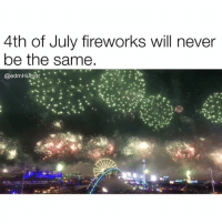 Nothing can ever compare. 😭But grateful we experienced such beauty together in a place where we express our truest freedoms.✨ Happy 4th! 🎇🇺🇸🎆 edmHumor: 4th of July fireworks will never  be the same.  @edmHumor.. Nothing can ever compare. 😭But grateful we experienced such beauty together in a place where we express our truest freedoms.✨ Happy 4th! 🎇🇺🇸🎆 edmHumor