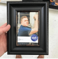 "Memes, Walmart, and Pictures: 4x6  MAINSTAYS  4 in x 6 in (10.2 cm x 15.2cmi  @iaronmvers ""One of my favorite hobbies is replacing the pictures at Walmart with pictures of myself."" @jaronmyers"