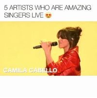 Live, Amazing, and Indonesian (Language): 5 ARTISTS WHO ARE AMAZING  SINGERS LIVE  LO