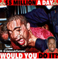 Beyonce, Friends, and Funny: 5 MILLION A DAY  IG: @JamesJeffersonJ  WOULD YOU DO IT? Would you do this?!? Tag your two friends!😂😂😳 WitChoDumbAss ——————————————————————————— FOLLOW (@JamesJeffersonJ ) FOR MORE FUNNY VIDEOS! JamesAndreJeffersonJr ——————————————————————————— Throwback Money WendyWilliams KimKardashian WWYD Nickiminaj Rihanna Beyoncé Niggasbelike Bitchesbelike HoodClips BlackPeoplebelike FunnyVideos HoodComedy Jokes WhoDidThis Money millionaire iggyazalea