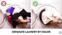 Laundry https://t.co/e3vHAyyUjq: 5-MINUTE CRAFTS  SEPARATE LAUNDRY BY COLOR Laundry https://t.co/e3vHAyyUjq