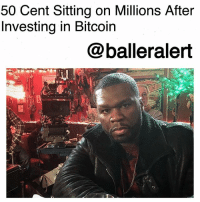 """50 Cent Sitting on Millions After Investing in Bitcoin-blogged by @thereal__bee ⠀⠀⠀⠀⠀⠀⠀ ⠀⠀⠀⠀ It's no secret that 50Cent is a good businessman and is savvy about where to invest his money. So in true 50 fashion, the rapper took a chance on bitcoin years ago and is now reaping the benefits in a major way. ⠀⠀⠀⠀⠀⠀⠀ ⠀⠀⠀⠀ Back in 2014, 50 allowed fans to purchase his album, """"Animal Ambition,"""" using bitcoin. At the time, the cryptocurrency was valued at about $662-bitcoin. ⠀⠀⠀⠀⠀⠀⠀ ⠀⠀⠀⠀ According to TMZ, fans were able to get a """"copy of the album for just a fraction of a whole bitcoin."""" ⠀⠀⠀⠀⠀⠀⠀ ⠀⠀⠀⠀ Sources report that the album pulled in about 700 bitcoin in sales, which equals over $400,000. ⠀⠀⠀⠀⠀⠀⠀ ⠀⠀⠀⠀ After sitting in 50's account for years and with the recent spike in bitcoin, 50 is now reportedly sitting on anywhere between $7 million and $8.5 million. ⠀⠀⠀⠀⠀⠀⠀ ⠀⠀⠀⠀ Within the last few weeks, the market has begun to decline, so hopefully, 50 cashes out soon.: 50 Cent Sitting on Millions After  Investing in Bitcoin  @balleralert 50 Cent Sitting on Millions After Investing in Bitcoin-blogged by @thereal__bee ⠀⠀⠀⠀⠀⠀⠀ ⠀⠀⠀⠀ It's no secret that 50Cent is a good businessman and is savvy about where to invest his money. So in true 50 fashion, the rapper took a chance on bitcoin years ago and is now reaping the benefits in a major way. ⠀⠀⠀⠀⠀⠀⠀ ⠀⠀⠀⠀ Back in 2014, 50 allowed fans to purchase his album, """"Animal Ambition,"""" using bitcoin. At the time, the cryptocurrency was valued at about $662-bitcoin. ⠀⠀⠀⠀⠀⠀⠀ ⠀⠀⠀⠀ According to TMZ, fans were able to get a """"copy of the album for just a fraction of a whole bitcoin."""" ⠀⠀⠀⠀⠀⠀⠀ ⠀⠀⠀⠀ Sources report that the album pulled in about 700 bitcoin in sales, which equals over $400,000. ⠀⠀⠀⠀⠀⠀⠀ ⠀⠀⠀⠀ After sitting in 50's account for years and with the recent spike in bitcoin, 50 is now reportedly sitting on anywhere between $7 million and $8.5 million. ⠀⠀⠀⠀⠀⠀⠀ ⠀⠀⠀⠀ Within the last few weeks, the market has begun to decline, so hopefully, 50 cash"""