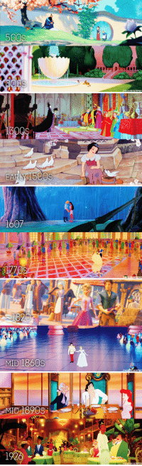 mickeyandcompany:  Disney Princesses movies in chronological order (info from): 500s  REYRNDCOMPRNY   EARLY 1500s   07  InICHEvAD   MID 1860S  MICK  COMPANY   MID 1890s  1926  MICKEYANDCOMPRD mickeyandcompany:  Disney Princesses movies in chronological order (info from)
