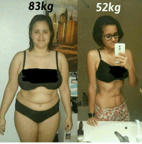 Gym, Hello, and Memes: 52kg  83kg Hello I'm Clarra (@doudou_damou), I started my weightloss when my mother was in the hospital, it gave me the strenght to fight for me and for herI started at 83kg (182 lbs) and now I am at 52kg (114 lbs), the most important in its weight loss is to keep its determination. It is not the purpose of being stronger than someone else, it is only necessary to prove it to oneself! . howtotransform trainandtransform trainhard training gym gymlife lifting doyouevenlift strongisthenewskinny transform transformation beforeandafter transformationtuesday fitness fitnessgoals fitnessjourney fitspo weightloss weightlosstransformation fatloss healthandfitness healthy exercise workout cardio progress weightlossmotivation weightlossinspiration weightlossgoals