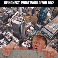 What Would You Do Meme: BE HONEST, WHAT WOULD YOU DO?