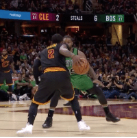 Sports, Cle, and Uncle: 54 CLE  2 STEALS  6 BOS 41 Uncle Drew out here dancin' 🕺🏽