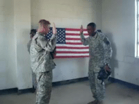 Re-Enlisting with no mask in the gas chamber...Hard core or over hooah? ~HMFIC~: UI Re-Enlisting with no mask in the gas chamber...Hard core or over hooah? ~HMFIC~