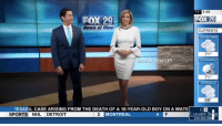 "Abc, cnn.com, and Detroit: 548  FOX 29  News at Nine  FOX 29  CURRENTS  SAN ANTONIO  71°  JESSICA HEAD  LEY  71°  KERRVILLE  69°  TEXASAL CASE ARISING FROM THE DEATH OF A 10-YEAR-OLD BOY ON A WATE  SPORTS NHL DETROIT  2  MONTREAL  CARARIN SI fernandothefox:  slatmes: skywalkingintheair:  hello-kitty-senpai:  friendly-neighborhood-patriarch:  pennamites:  castle-engineer:  diarrheaworldstarhiphop:    This is one of those things that I already knew was true, but seeing it so blatantly displayed makes me feel like like I am finding out about it for the first time.  CIA is getting lazy  O.o  ""It's just a script whats the problem lol"" the problem is that Fox, CNN, CBS, and all the other channels repped here, despite claiming to be different companies with different viewpoints, all had the exact same script, word for word, to push the exact same viewpoint that smaller, independent news outlets are Fake News and ""A Threat To Our Democracy."" The fact that they have scripts isn't the problem. The problem is they all, each and every one, have the exact same script down to the letter and in some cases the fucking inflection, which basically reads ""small news stations are untrustworthy and a Threat to your Way Of Life, only trust Us, We Are Verified.""  Uh, that's sort of the opposite of what's going on here. All of the stations here are local stations which have been bought by the Sinclair Broadcast Group, a conservative group which has come under fire in the past for forcing news anchors on its stations to recite right-wing propaganda. So, yes, small news stations are under attack - but not from CNN and CBS (the stations in the video are local affiliates, not the national networks), from being taken over by Sinclair.  Until recently the FCC wouldn't allow this kind of broad ownership of the airwaves. There's actually an active investigation into whether Ajit Pai changed rules to benefit Sinclair's recent expansions (source: CNN, NYTimes).    Is no one going to point out how a lot of them where Fox News??…  Are you dense? These are local media stations owned by the same parent company, not the same as the Fox News network. And several of them were CBS and ABC. This has literally nothing to do with Fox News."