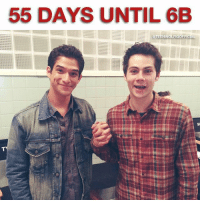 Memes, 🤖, and Fig: 55 DAYS UNTIL 6B  FIG OFFICIAL  NW Tag a wolfie 💞🐺 → go follow @13reasonswhyigofficial 🎆